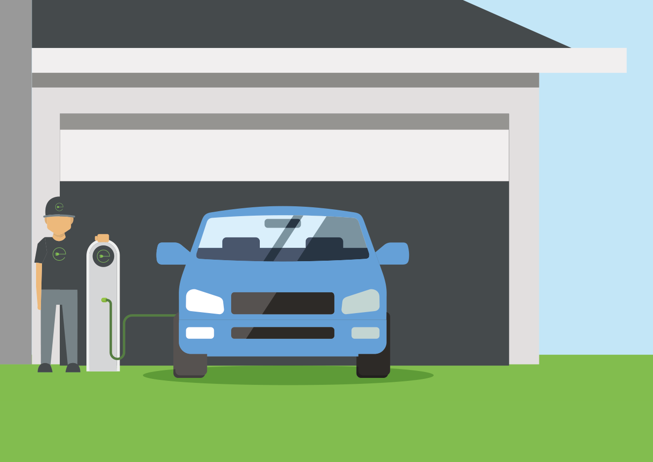 EV chargepoint installers for home